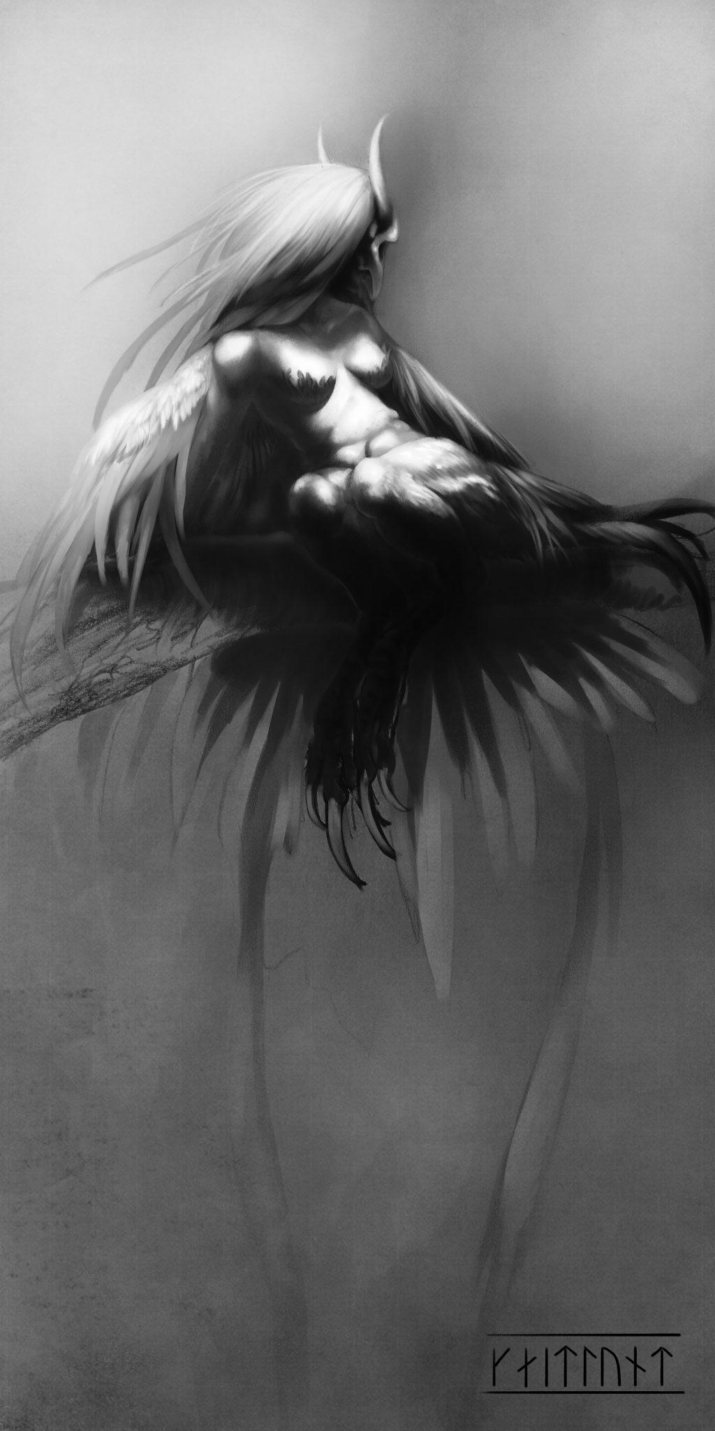 The Harpy By Kaitlund Zupanic