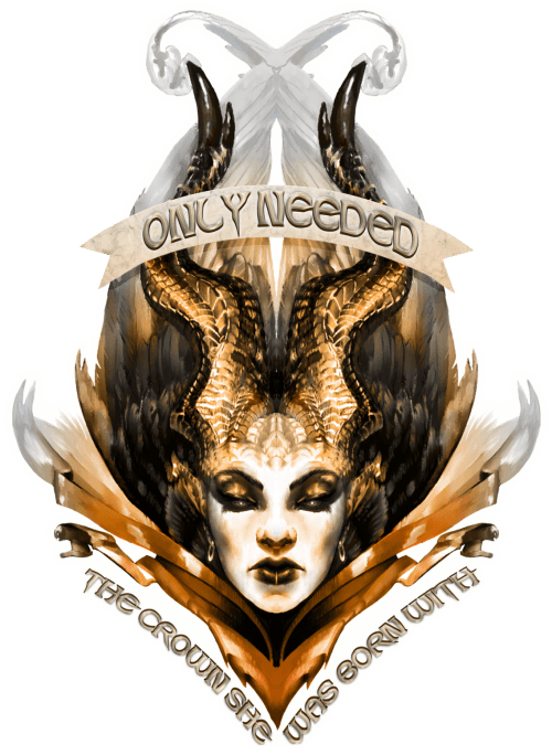 Bronze Dragon Queen
