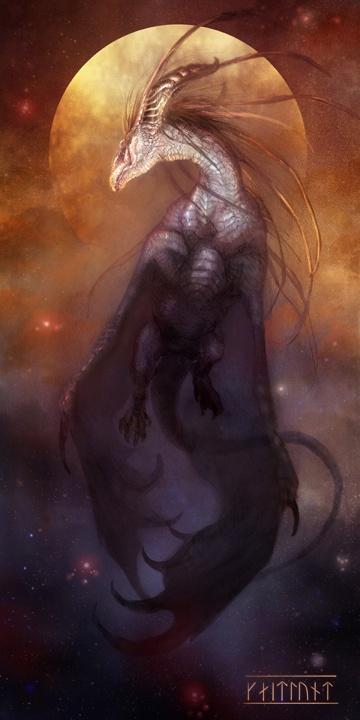 Ascension of Hiraeth Kaitlund Zupanic