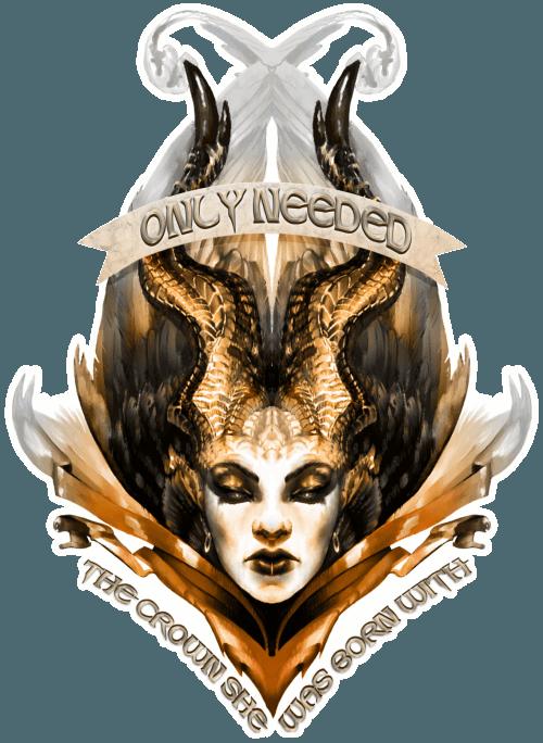 Bronze Dragon Queen