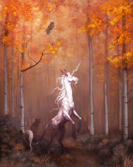 Fall of Legend by Kaitlund Zupanic