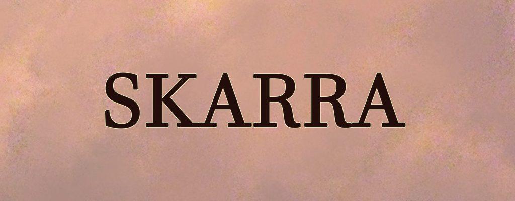 Skarra by Kaitlund Zupanic