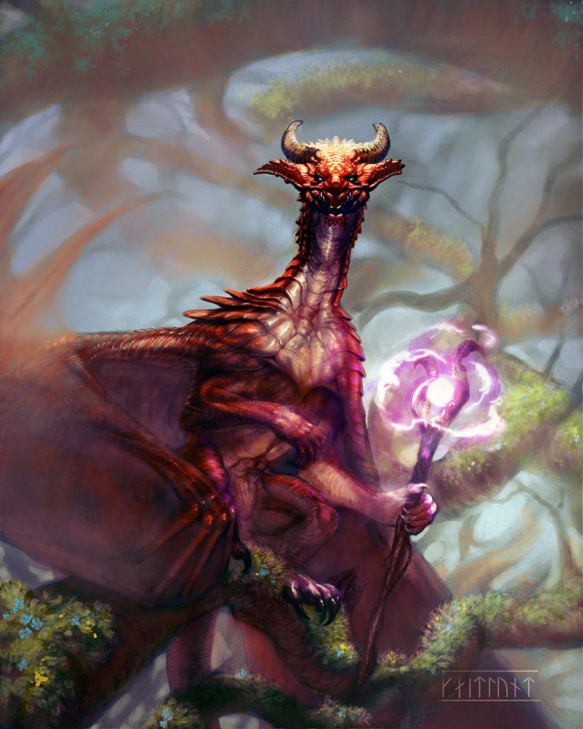 Watcher In The Mist by Kaitlund Zupanic