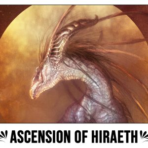 Ascension of Hiraeth Playmat