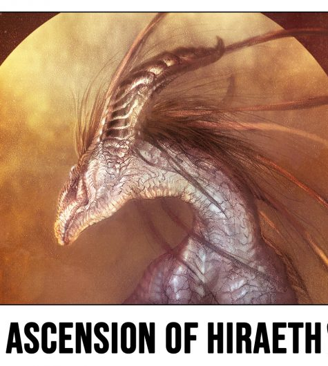 Ascension of Hiraeth Playmat