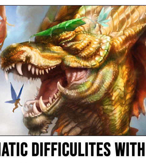 Diplomatic Difficulites Playmat