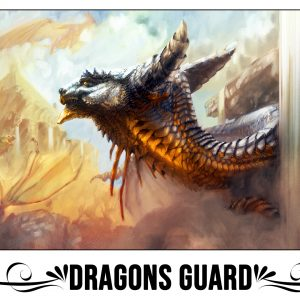 Dragons Guard Playmat