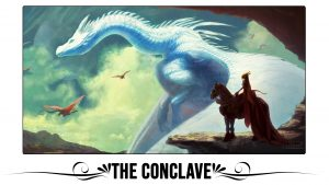 The Conclave Playmat