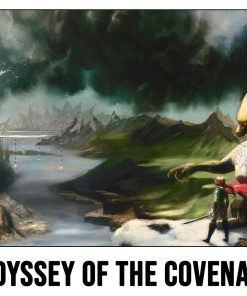 odyssey of the covenant Playmat