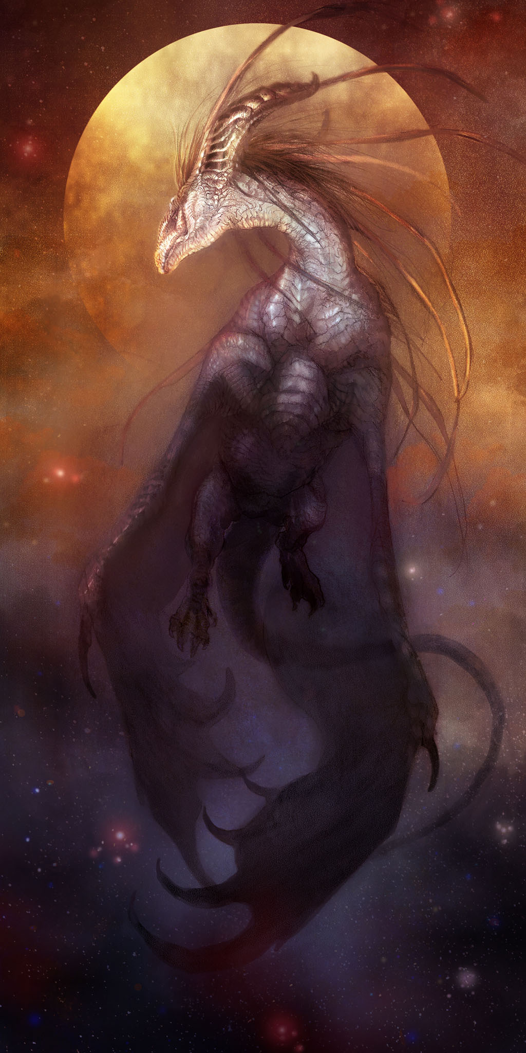 Ascension of Hirateh by Kaitlund Zupanic