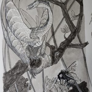 Frail by Kaitlund Zupanic