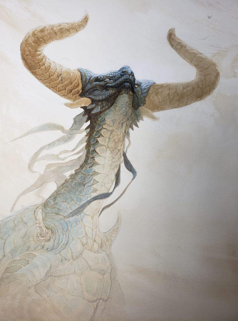 Goliath by Kaitlund Zupanic