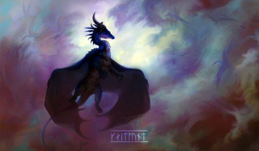 Perpetual Maelstrom by Kaitlund Zupanic