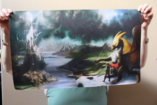 Odyessy Of The Covenant Playmat