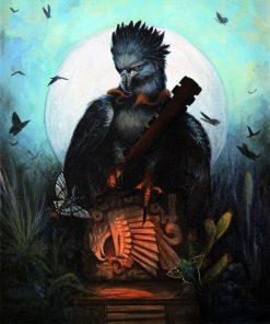 King of Swords by Kaitlund Zupanic